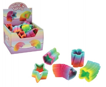 Mini Rainbow Spring, Pocket Money Toys