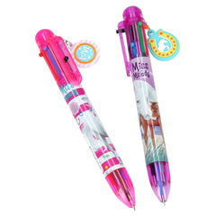 Miss Melody Ball Pen 6 Colours