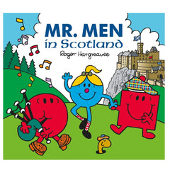 Mr Men In Scotland