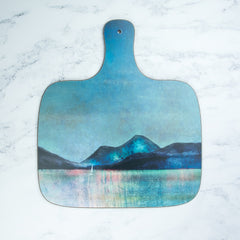 Cath Waters Sound of Mull Large Chopping Board