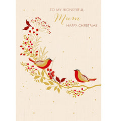 Both Of You Christmas Card, Christmas Cards Family