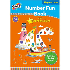 Galt Play & Learn Number Fun