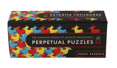 Birds of Paradise Perpetual Puzzle by Lagoon