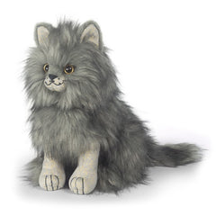 "Dora Designs ""Posh"" Majestic Maine Coon Cat Doorstop"