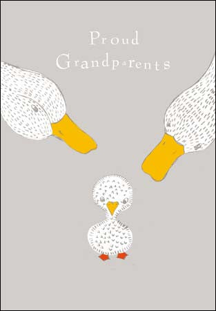 New Baby Grandchild, Grandparents Cards