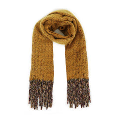 Powder UK Sandie Scarf in Mustard