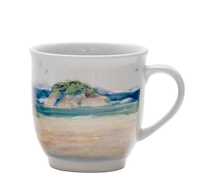 Seascape Stoneware Mug (425ml), Mugs