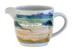 Highland Stoneware Seascape Cream Jug