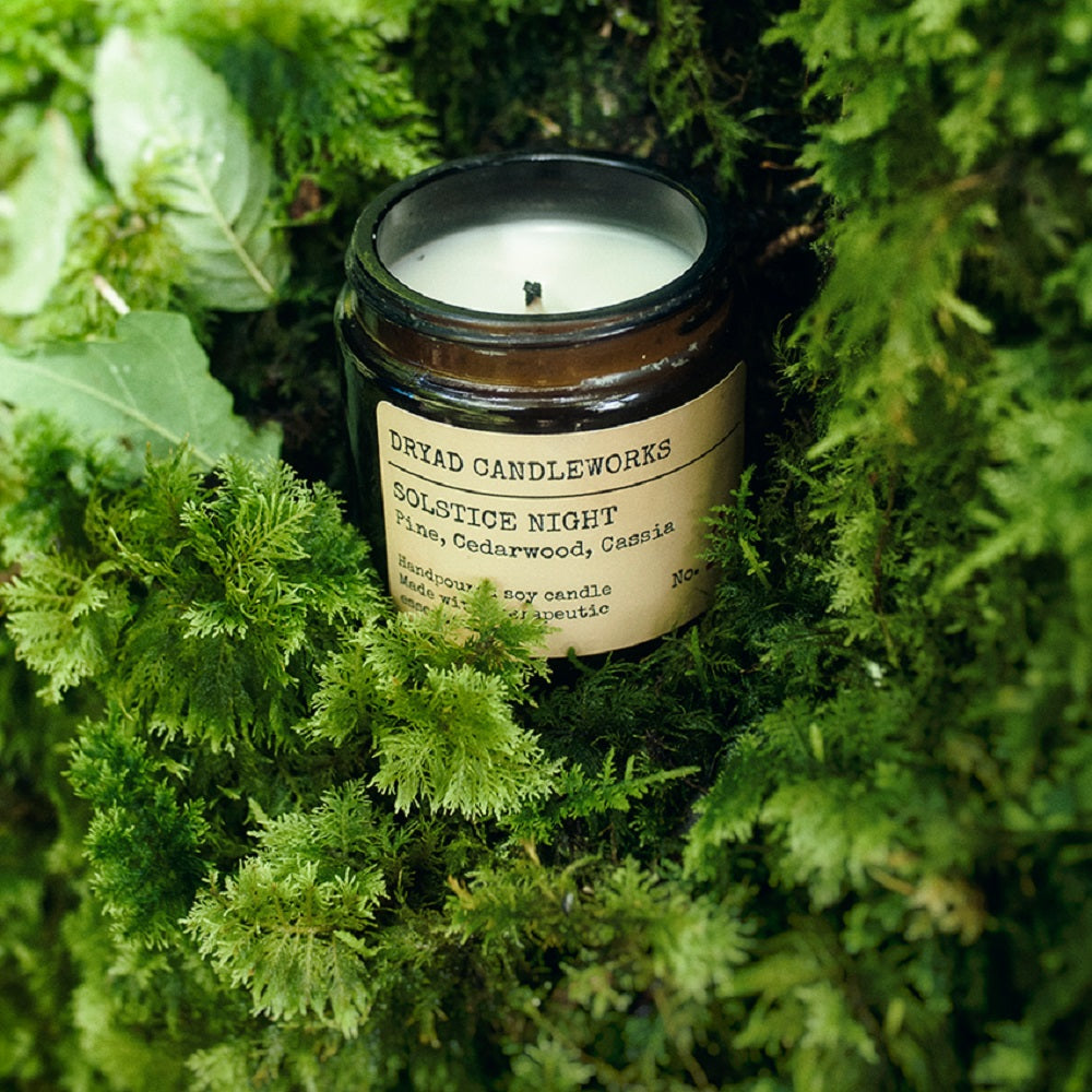 Solstice Night Candle Jar 120ml