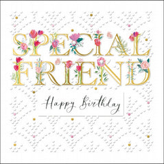 Special Friend Birthday