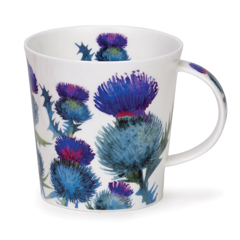 Dunoon Mugs Scottish Thistles