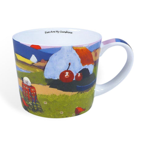 Thomas Joseph Ewe Are My Sunshine Mug, Mugs