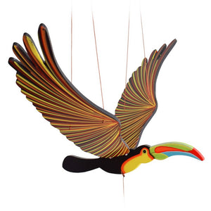 Toucan Flying Mobile