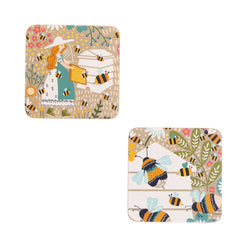 Bee Keeper Coaster Pack