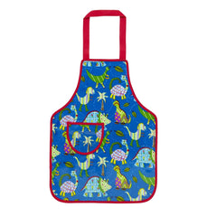 Dinosaur Childs PVC Apron