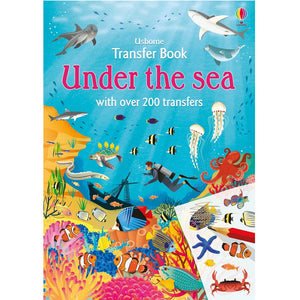 Under the Sea Transfer Book