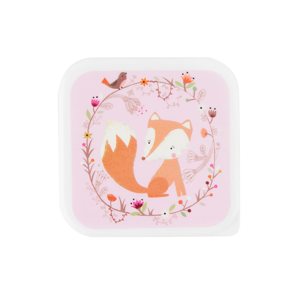 Woodland Friends Fox Food Box