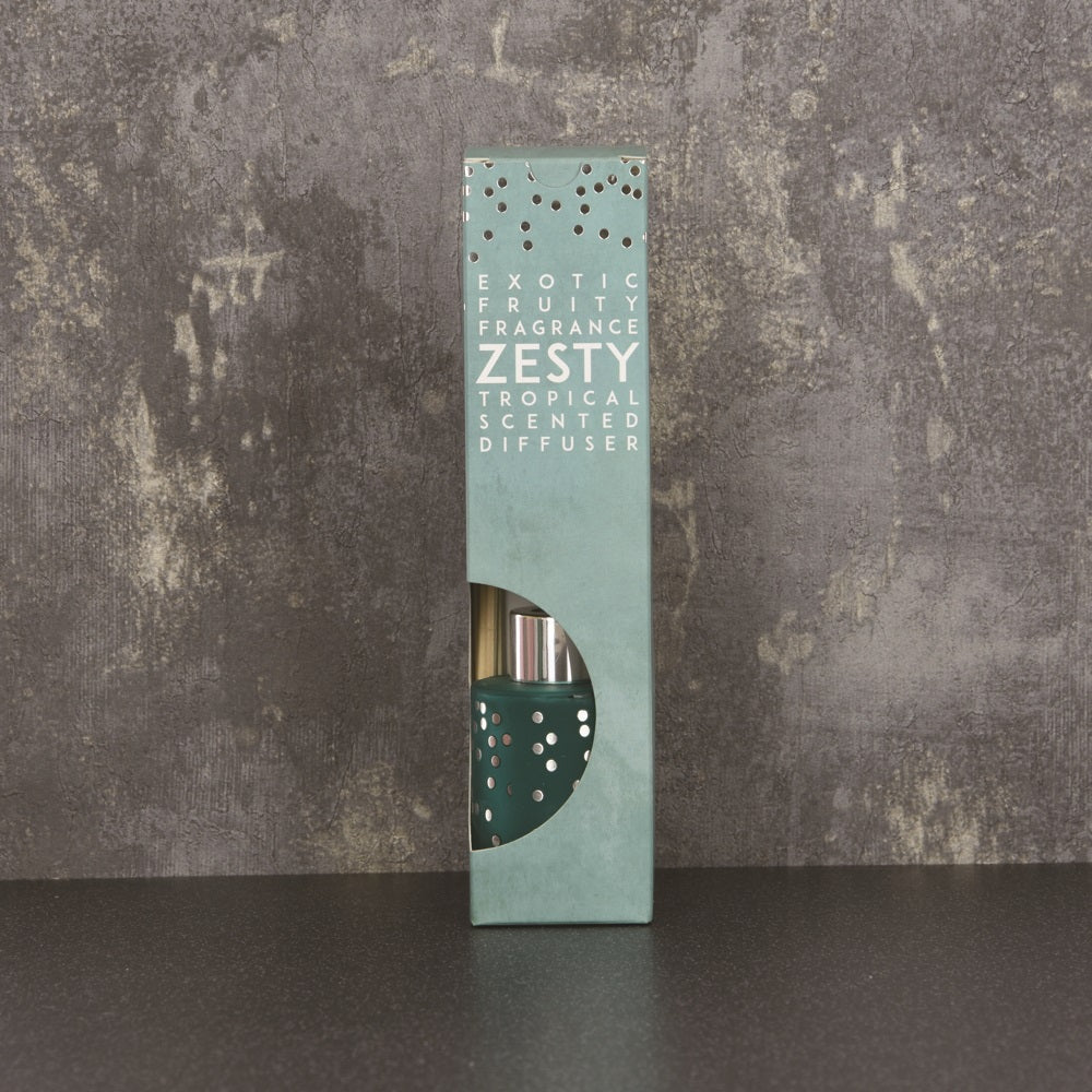 Zesty Scented Reed Diffuser