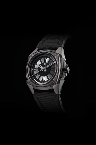 Elemental Steel Grey - Carbon Fiber, Ceramic and Titanium