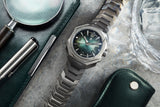 PREORDER NOW!  VILHELM PRISM -SMOKED TEAL