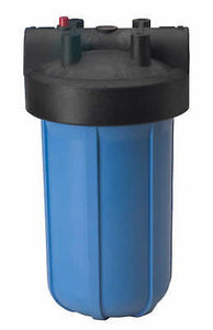 "Pentek  10"" Big Blue Filter Housing 150469 with 3/4"" Ports and Pressure Release - Healthy Bowls"