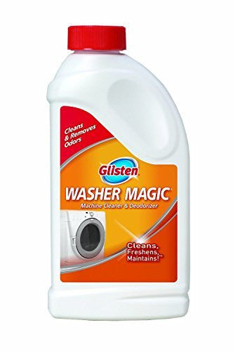 3 pack Summit Brands Glisten Washer Magic Cleaner & Deodorizer Washing Machine, 24 fl. oz. WM06N - Healthy Bowls