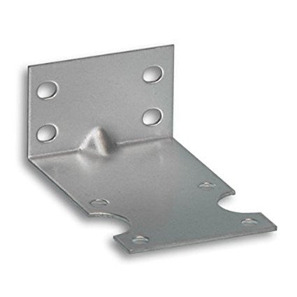"Single Steel Zinc Plated Housing Mounting Bracket For 10"" 20"" Residential Flowmatic Watts and more - Healthy Bowls"