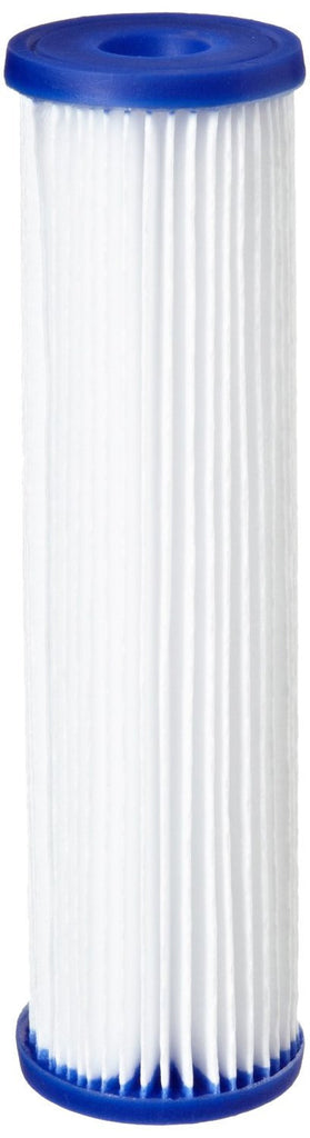 "Pentek R30-20BB Pleated Polyester Filter Cartridge, 20"" x 4-1/2"", 30 Microns - Healthy Bowls"