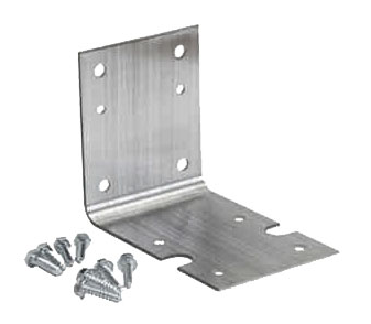 Pentek® Big Blue Housing Bracket and Screws, Zinc Plated Carbon Steel - Healthy Bowls