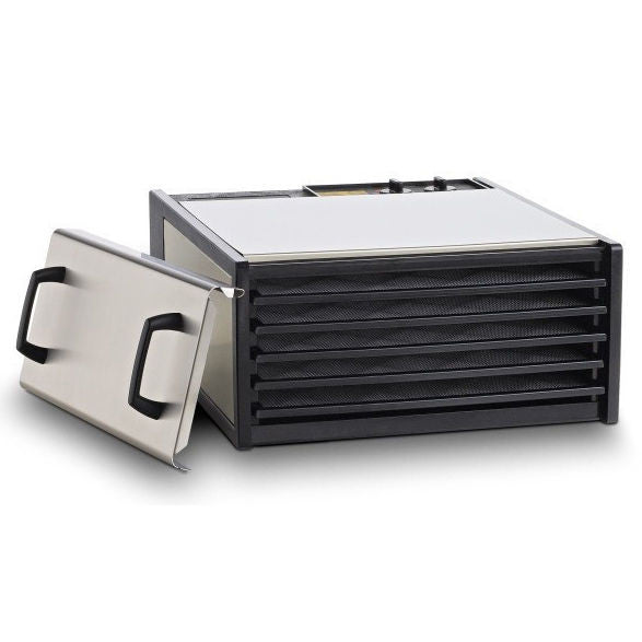 Excalibur Stainless Steel Food Dehydrator with 5 Stainless Steel Trays D500SHD - Healthy Bowls
