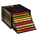 Excalibur Dehydrator 3900B Deluxe 9 Tray Black New - Healthy Bowls