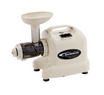 Samson 6-1 Single Auger Wheatgrass & Multi Purpose Juicer IVORY GB9001 New - Healthy Bowls