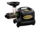 Samson 6-1 Single Auger Wheatgrass & Multi Purpose Juicer BLACK GB9002 New - Healthy Bowls