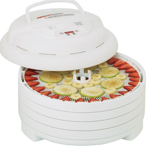 FD-1040HWKIT Gardenmaster Digital Pro Food Dehydrator Package - Healthy Bowls