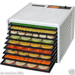 Excalibur Dehydrator 3900W Deluxe 9 Tray White - Healthy Bowls