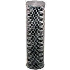 "Pentek NCP-10 Pleated Carbon-Impregnated Polyester Filter Cartridge 9-3/4"" x 2-1/2"", 10 Micron - Healthy Bowls"