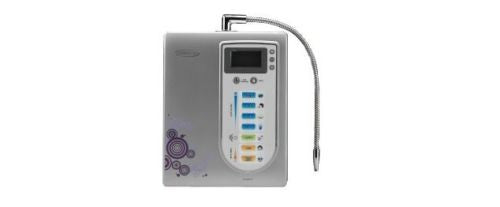 New Chanson Violet Water Ionizer 5-Plate Countertop - Healthy Bowls