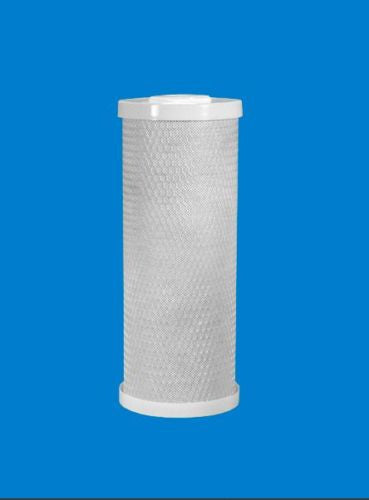"10"" x 4.5"", 5 Micron Carbon Block Filter Cartridge By CA Ware® 2 PK New - Healthy Bowls"
