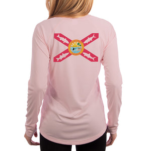 Flatsland Clothing Company LLC - Home Sweet Flats Ladies Performance Shirt - Performance Shirt