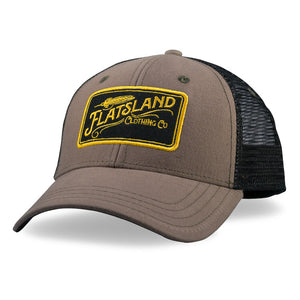 Flatsland Clothing Company LLC - Vintage Flatsland Trucker Hat - Surplus - Hats