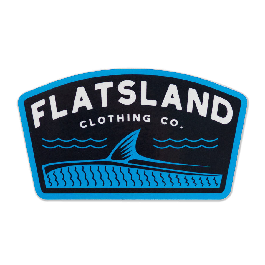 Flatsland Clothing Co. - Rollers Sticker - Stickers