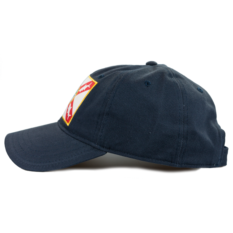 Flatsland Clothing Co. - Home Sweet Flats Twill Hat - Navy - Hats