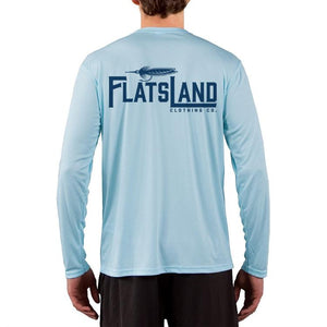 Flatsland Clothing Company LLC - Flatsland Logo Performance Shirt - Performance Shirt