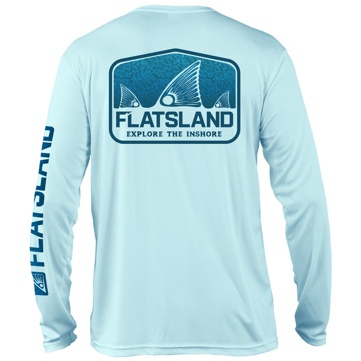 Flatsland Clothing Company LLC - Red Tails Rising V.2 Performance Shirt - SPECIAL EDITION - Performance Shirt