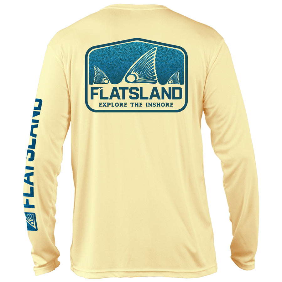 Flatsland Clothing Company LLC - Red Tails Rising V.2 Performance Shirt - WEB EXCLUSIVE - Performance Shirt