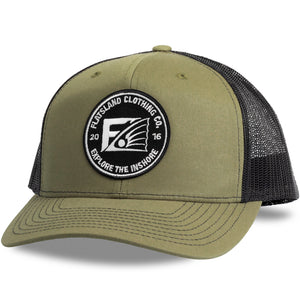 Flatsland Clothing Company LLC - Smooth Waters Trucker Hat - Hats