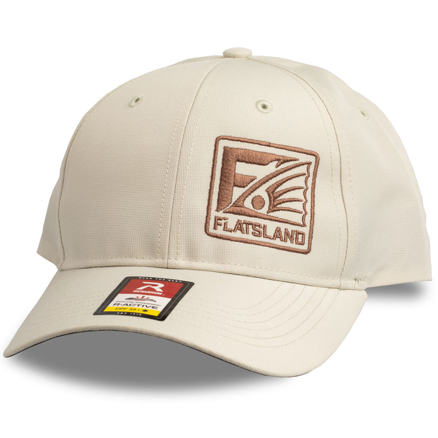 Flatsland Clothing Company LLC - Fin Squared Performance Hat - Hats