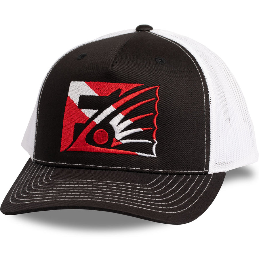 Flatsland Clothing Company LLC - Dive Fin Trucker Hat - Hats