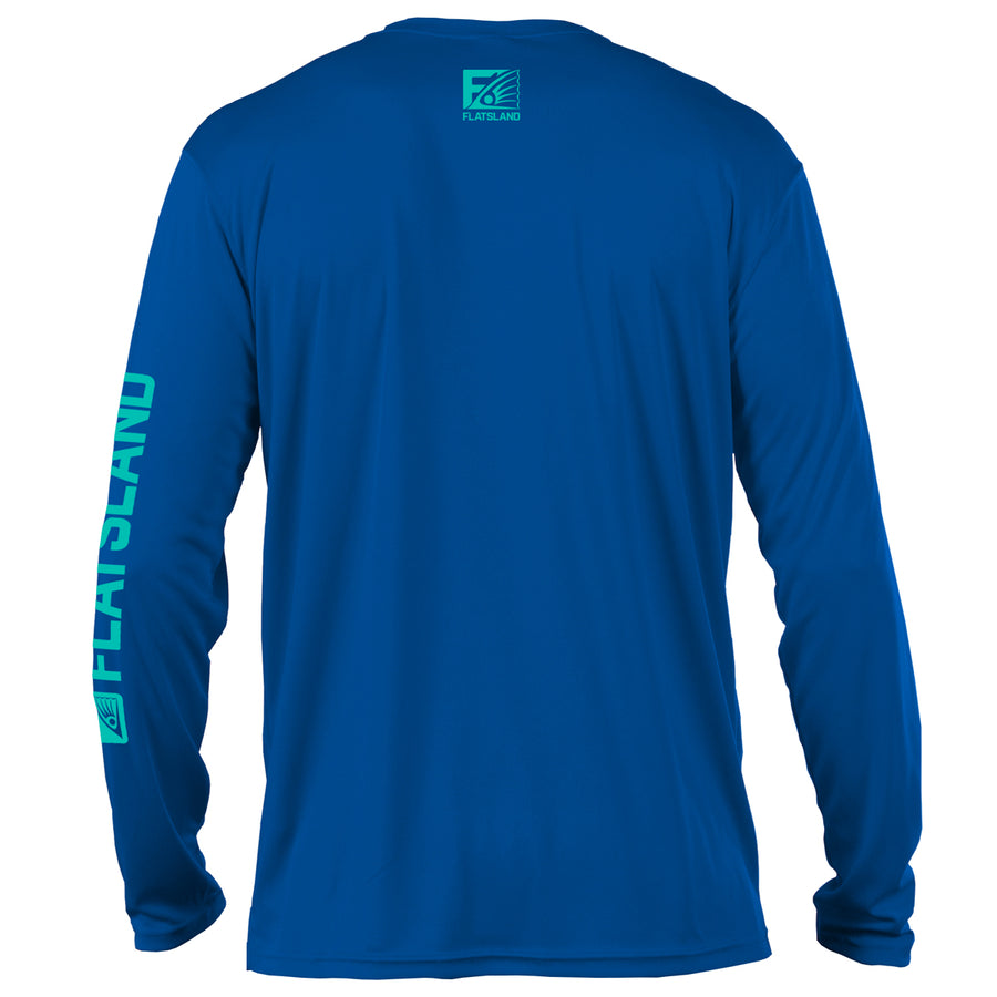 Flatsland Clothing Company LLC - F and Fin Performance Shirt - Performance Shirt