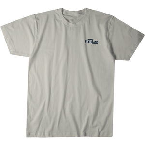 Flatsland Clothing Company LLC - Home Sweet Flats Cotton Tee - Short Sleeve T-shirts